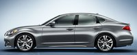 2012 Infiniti M37, Side View of the 2012 Infiniti M Class. , exterior, manufacturer