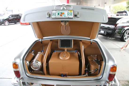 Picture of 1970 Rolls-Royce Silver Shadow, interior