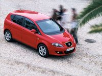Picture of 2008 Seat Altea, exterior