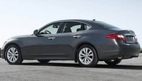 2012 Infiniti M56, Side View., manufacturer, exterior