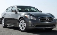 2012 Infiniti M56 Overview