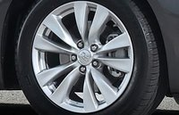 2012 Infiniti M56, Close-up of tire. , manufacturer, exterior
