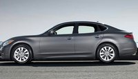 2012 Infiniti M56, Side View. , manufacturer, exterior