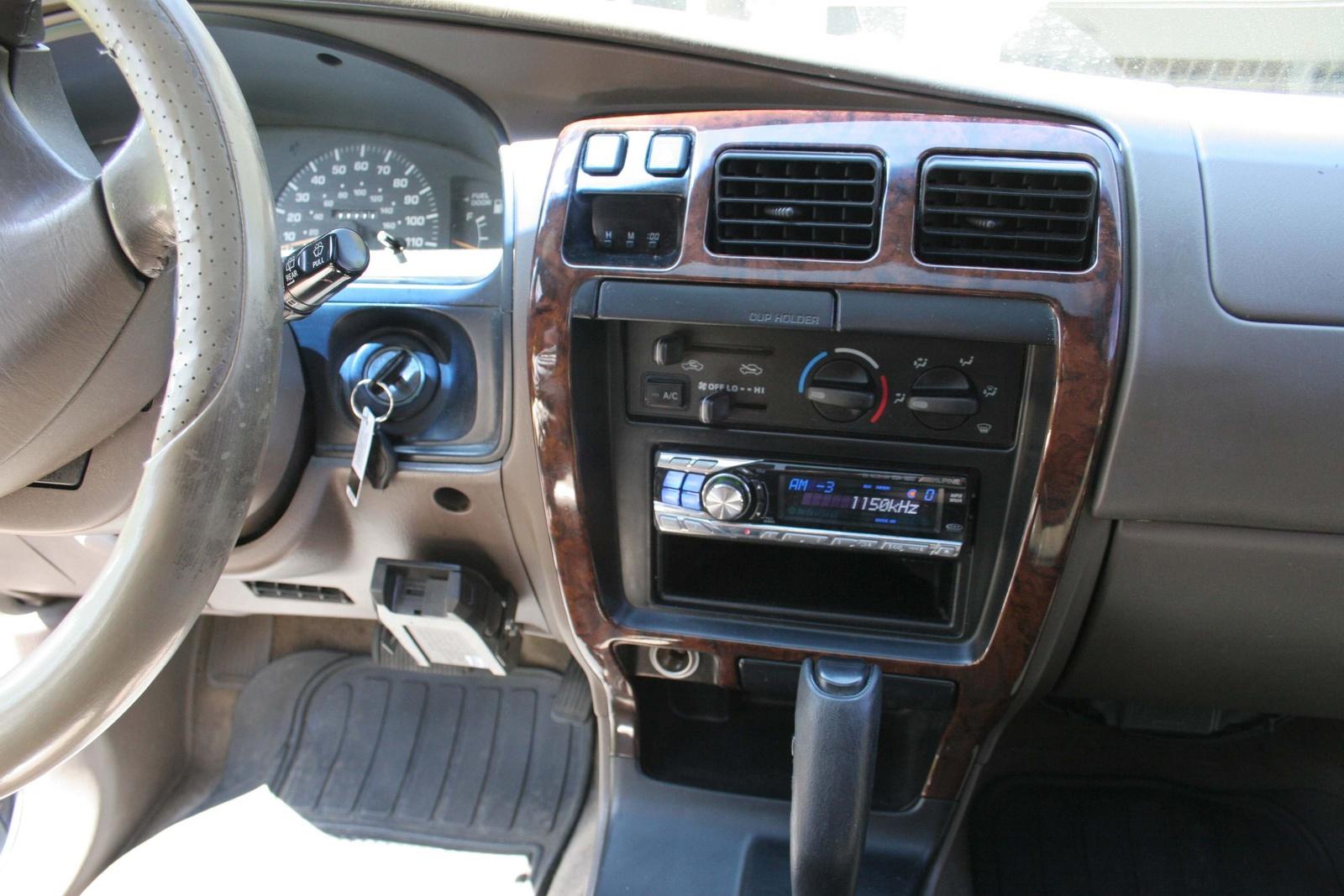 1998 Toyota 4runner Interior Pictures Cargurus