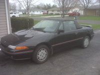 1991 Mercury Capri Picture Gallery