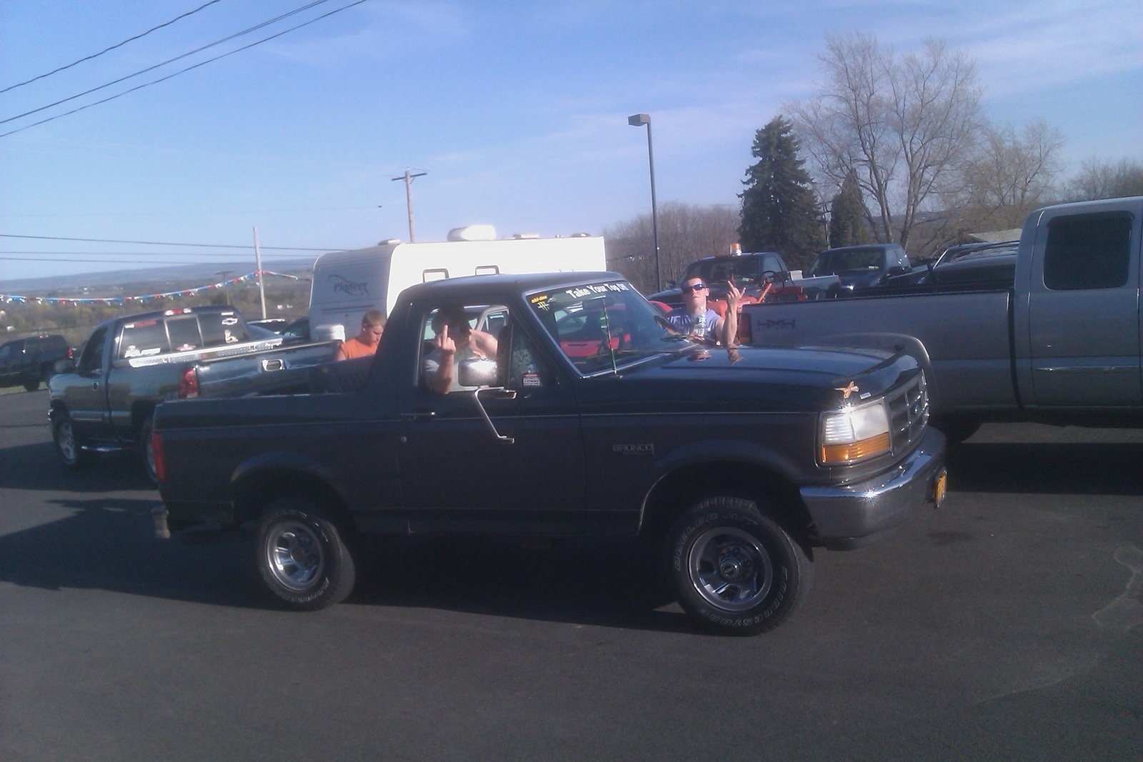 Picture of 1992 Ford Bronco Custom 4WD