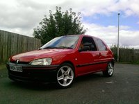 1998 Peugeot 106, Lindsay Now :)..., exterior