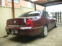 2001 Holden Statesman Overview