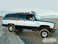 1985 Chevrolet Suburban Overview