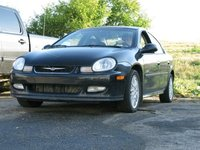 2002 Chrysler Neon, Different angle of car, exterior