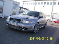 2001 Audi RS 4 Picture Gallery