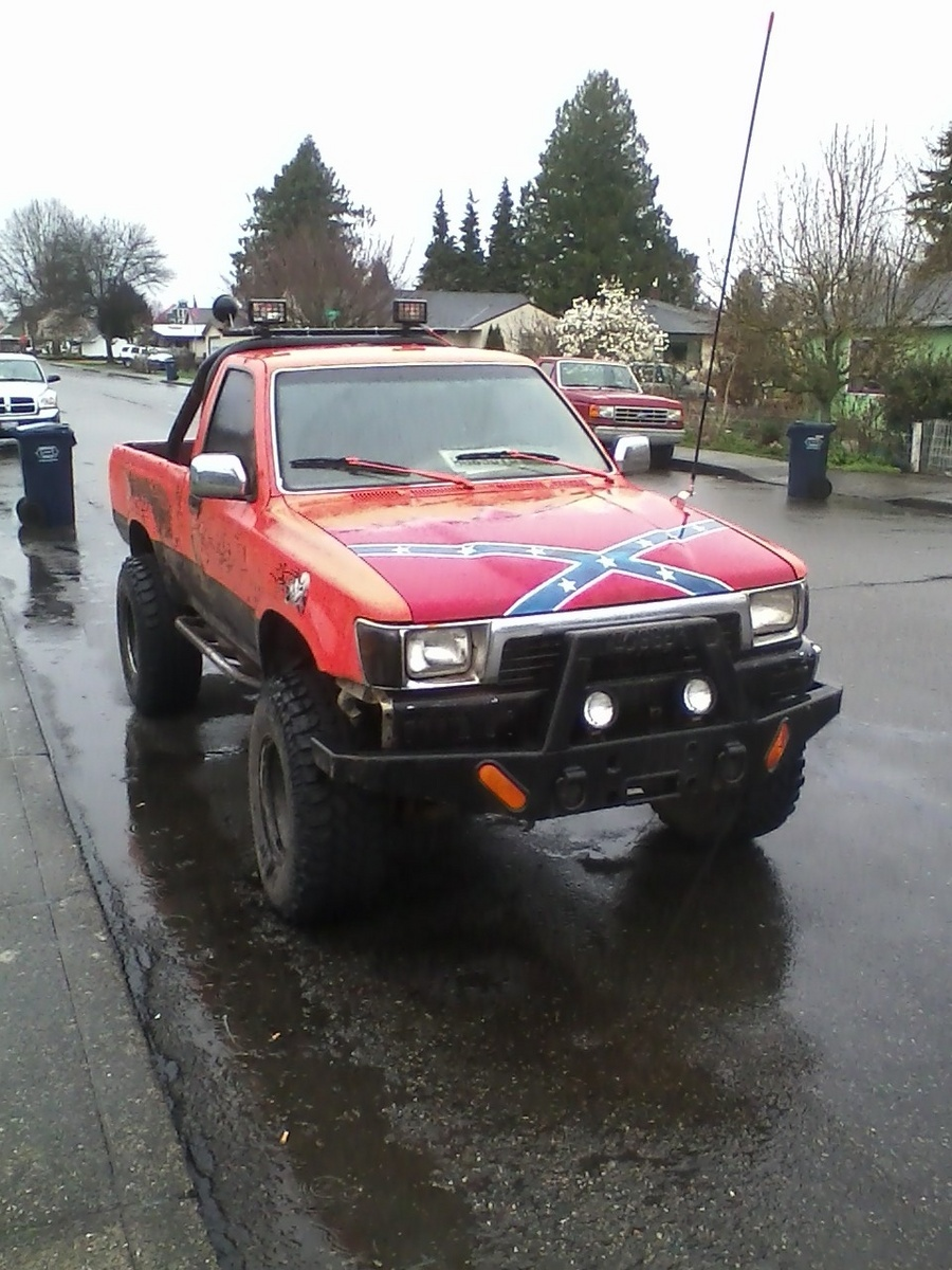 Toyota Pickup Questions Runs Fine Then Losses Power And Dies If No 1990 Jeep Wrangler Fuel Filter Gas Given Cargurus