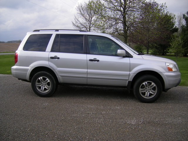 2003 honda pilot pictures cargurus. Black Bedroom Furniture Sets. Home Design Ideas