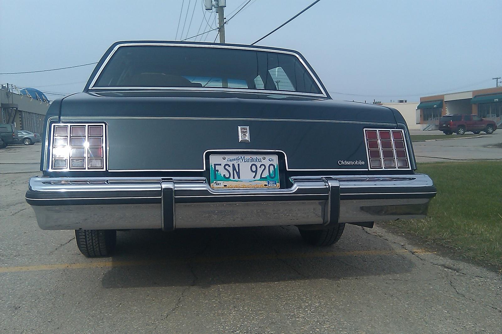 1982 Oldsmobile Cutlass Supreme picture