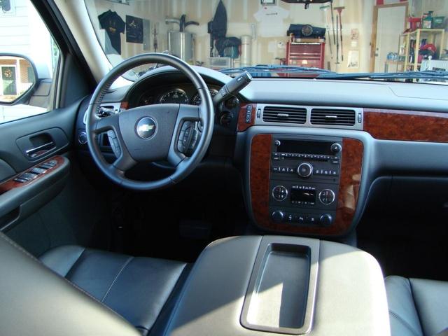 2009 Chevrolet Tahoe Interior Pictures Cargurus