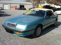 1992 Chrysler Le Baron Base Convertible, Not my car, but it looks the exact same., exterior