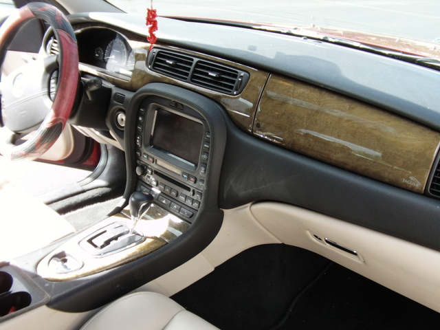 Picture Of 2003 Jaguar S TYPE R Base, Interior, Gallery_worthy