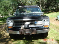 1973 Chevrolet Blazer Overview