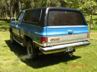 1988 GMC Jimmy picture, exterior