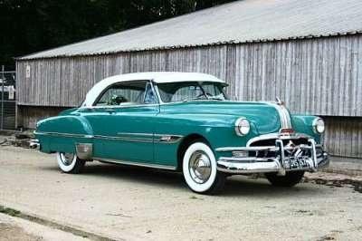 1952 Pontiac Chieftain Pictures Cargurus