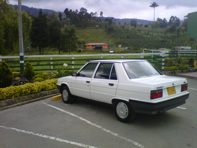 Picture of 1988 Renault 9, exterior, gallery_worthy