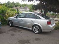 2007 Vauxhall Vectra, 2008 8th Company Car Vauxhal Vectra SRI, exterior, gallery_worthy