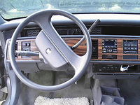 Picture of 1989 Buick Regal Limited Coupe RWD, interior, gallery_worthy