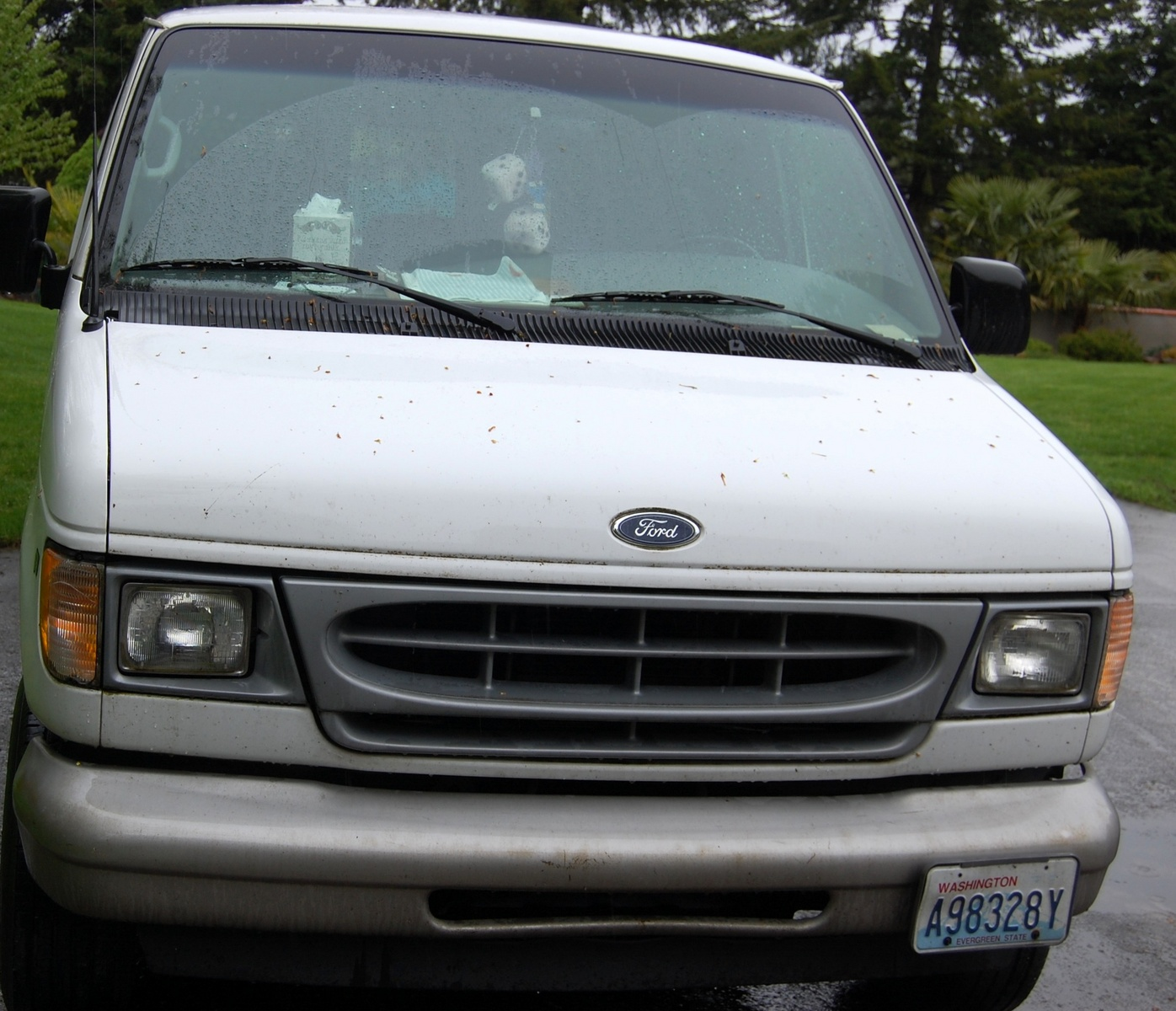 2016 Used Ford Transit Connect Campervan Class B In: 2005 Ford Econoline Cargo