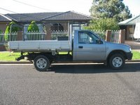 2002 Holden Rodeo Overview
