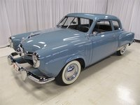 1950 Studebaker Commander Overview