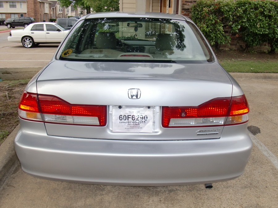 2002 Honda Accord Se. images 2002 Honda Accord EX