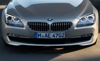 2012 BMW 6 Series, Close-up of front bumper. , exterior, manufacturer