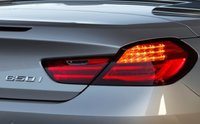 2012 BMW 6 Series, Close-up of tail light. , exterior, manufacturer