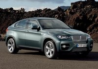 2012 BMW X6 Overview