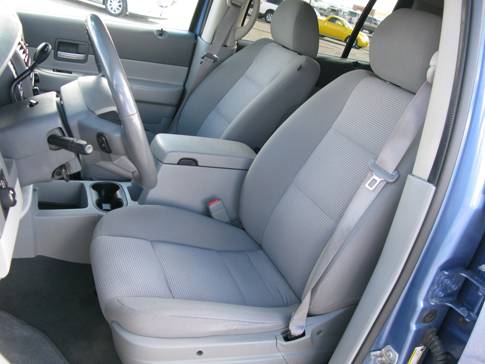 2007 dodge durango interior pictures cargurus. Black Bedroom Furniture Sets. Home Design Ideas
