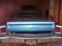 1969 Plymouth Satellite picture, exterior