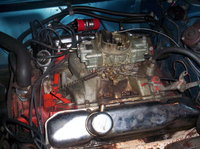 Picture of 1969 Plymouth Satellite, engine