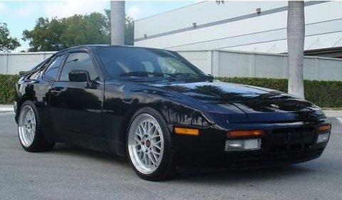1991 Porsche 944 2 Dr S2 Hatchback Pic 8979142761419661892
