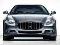 2010 Maserati Quattroporte, Front View © AOL Autos., exterior, manufacturer