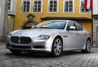 2010 Maserati Quattroporte, Front quarter view © AOL Autos., exterior, manufacturer