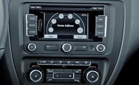 2012 Volkswagen GLI, Close-up of Stereo., interior, manufacturer