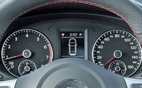 2012 Volkswagen GLI, Close-up of Instrument Gages. , interior, manufacturer