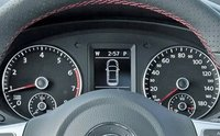 2012 Volkswagen GLI, Close-up of Instrument Gages. , manufacturer, interior