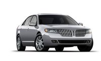 2012 Lincoln MKZ, Three quarter view © Yahoo Autos. , exterior, manufacturer, gallery_worthy