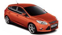 2011 Ford Focus SES, 1.6 EcoBoost Titanium, exterior