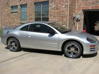 2001 Mitsubishi Eclipse RS picture, exterior
