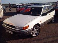 1991 Mitsubishi Colt, Min gamle bil :)  i ved den som transporterede mig rundt omkring :) billedet er taget til DHB09, exterior, gallery_worthy