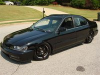 1997 Honda Accord EX, Picture of 1997 Honda Accord 4 Dr EX Sedan, exterior