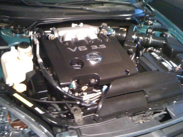 2003 Nissan Altima 3.5 SE: VQ35DE Engine (245hp 3.5L V6), Engine