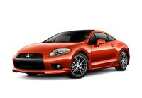 2012 Mitsubishi Eclipse, Front quarter view © AOL Autos. , exterior